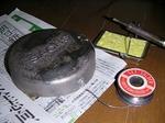 FlywheelCover HardRustedOriginal Repair20140119 011653.JPG